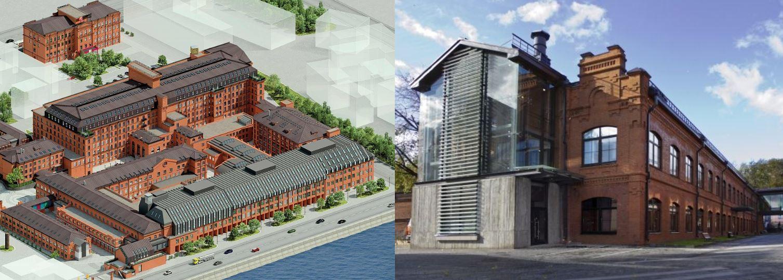 реконструкция архитектурных объектов