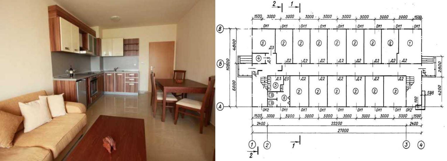 перевод комнаты в общежитии в нежилую